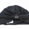black full turban