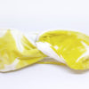 light mustard open turban