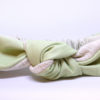 mint moss knot headband