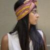 sun nougat open turban