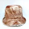 el mensaje bucket hat